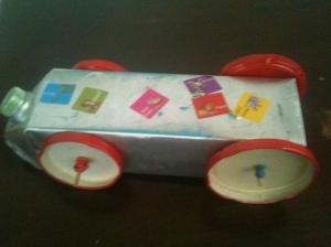 Milk car B